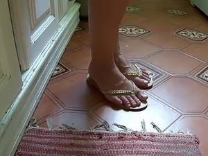 young teen foot models