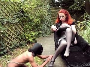 amateur bondage movies pantyhose