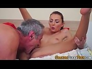 old man young girl fetish
