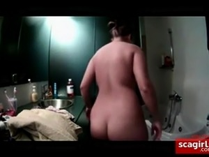 free nude asian shower videos