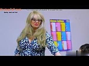 cougar little ass video