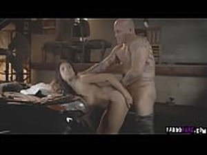 pussy and slave and pierced