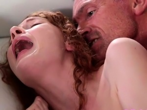 fat red head pussy