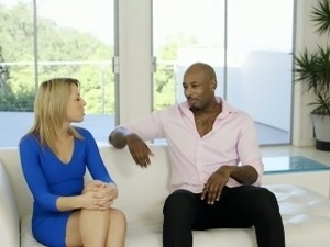 interracial cheating wife breeding