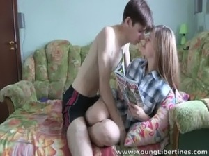 teens gagging on dick
