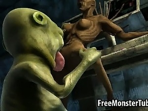 alien bikini team porn