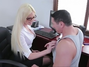 flashing secretary video