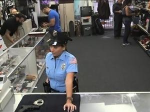 Lesbian police porn