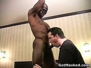 Vicious Gay Stud Ass Tearing Catamite