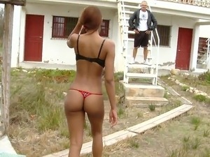 tv porn bikini cave girls