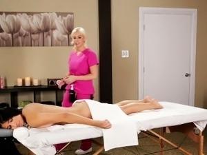 hot lesbian girls erotic massage