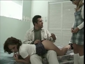 young girl father fuck