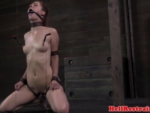 Teen clit orgasm