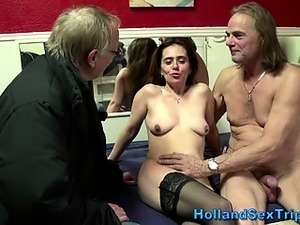 Dutch girls sex