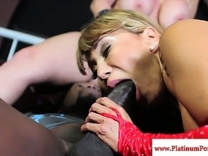 young ffm porn video