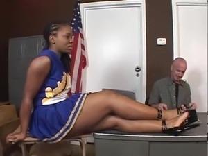Teen cheerleaders videos
