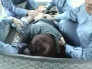 groping girl video