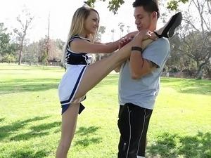 Cheerleader sex videos