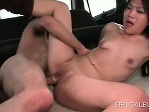 asian schoolgirl sex on bus