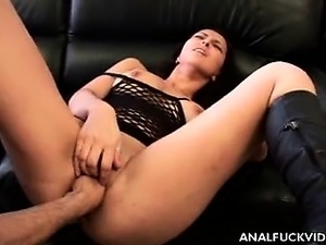 free videos of anal fisting