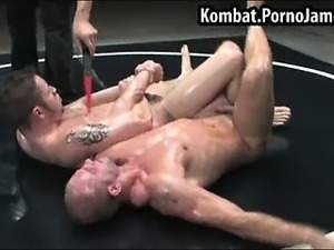 topless fights and wrestling video