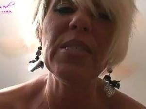 sexy blonde pov porn