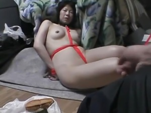 Japanese girl extreme anal torture