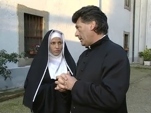 italian nun topless picture