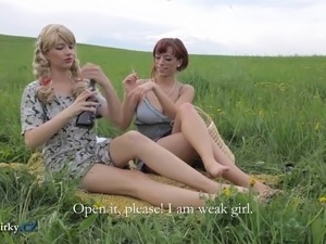 Funny girls sex