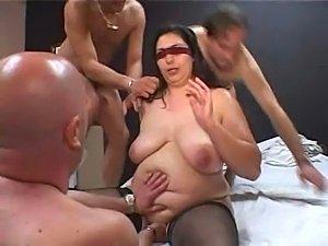 free bbw anal video