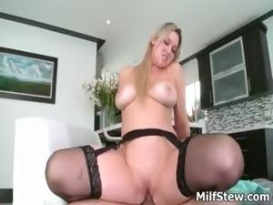 big boob mature lesbian cougars