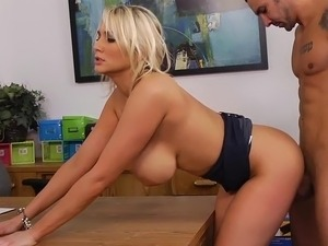secretary office video amateur