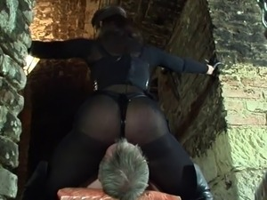 sexy thick bbw ass facesitting