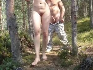 Public masturbation female