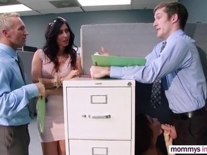 the office girls naked