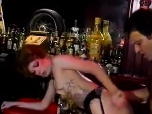 retro vintage action girls exposed tits