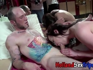 tara dutch sex video