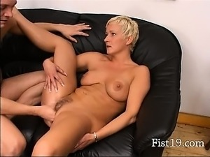 free video of anal and fisting