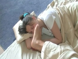 young pussysleeping clips free