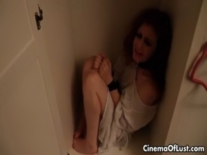 college girls throat abused