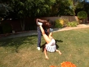 young cheerleader porn free