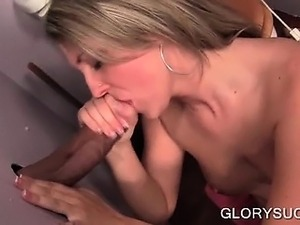 free video of amateur glory holes