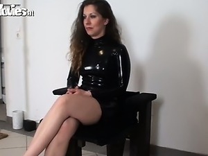 free sexy latex babes