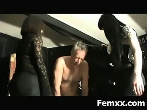 shemale femdom bondage free videos