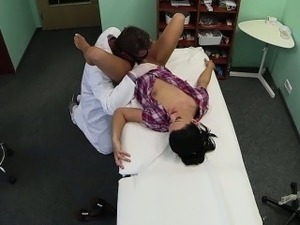 cheating wife fucks black doctor