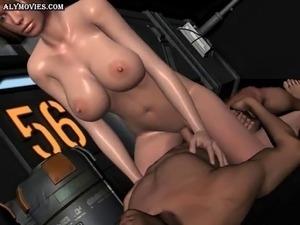 hentai machine asian lesbian