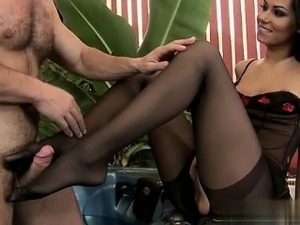 Nylon Porn Video
