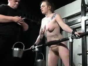 bizarre pussy insertion