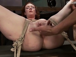 big hairy red headed pussy videos