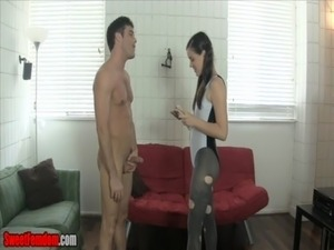 ballbusting ebony girls